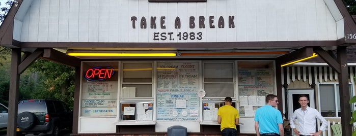 Take A Break is one of Orte, die Mario gefallen.