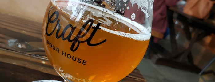 Craft Pour House is one of Locais curtidos por Noland.
