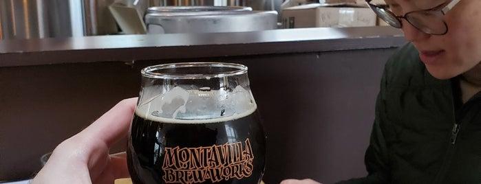 Montavilla Brew Works is one of Portland Beer.