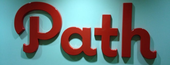 Path is one of Silicon Valley Companies.