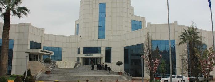 Kocaeli Büyükşehir Belediyesi is one of Melihさんのお気に入りスポット.