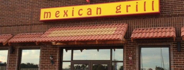 Don Sol Mexican Grill is one of สถานที่ที่บันทึกไว้ของ Kirisa.