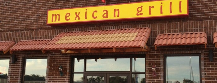 Don Sol Mexican Grill is one of Posti salvati di Kirisa.