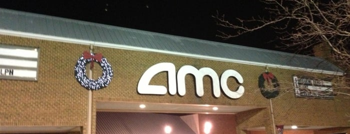AMC Westwood Town Center Cinema is one of Posti che sono piaciuti a John.