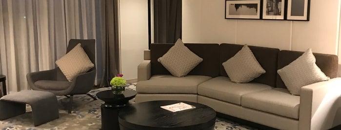 Hyatt Regency Shanghai Global Harbor is one of Hotels.