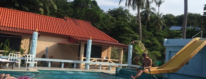 Little Paradise Resort is one of Tempat yang Disukai Harald.