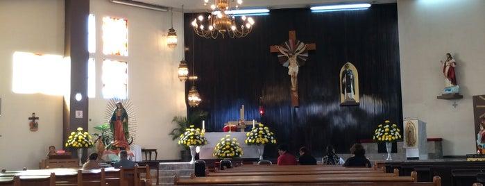 Iglesia De San Martin de Porres is one of สถานที่ที่ Natalia ถูกใจ.