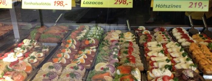 Duran szendvics is one of Posti che sono piaciuti a Csaba.
