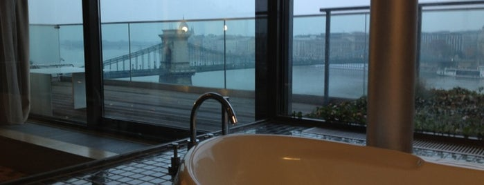 Lanchid 19 Design Hotel Budapest is one of Design Hotels.