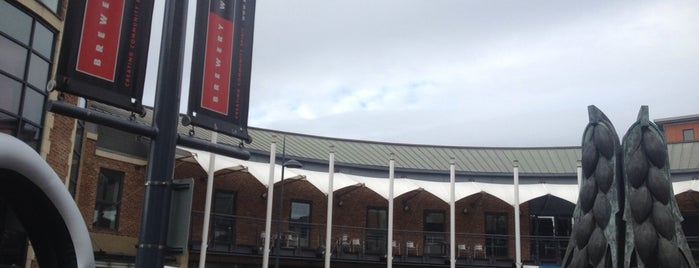 Oracle is one of Leeds Top Bars & Pubs.