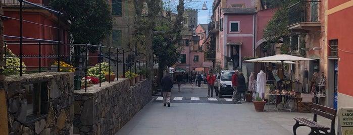 Centro Storico di Monterosso Al Mare is one of Italie.