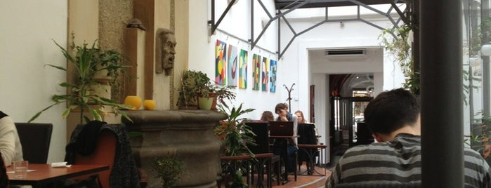 Friends Coffee House is one of Prague Favs.