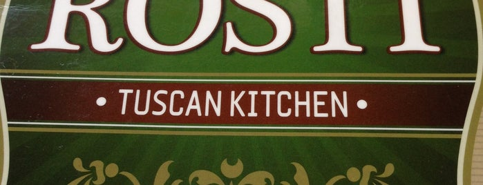 Rosti Tuscan Kitchen is one of favorites / los angeles *old*.