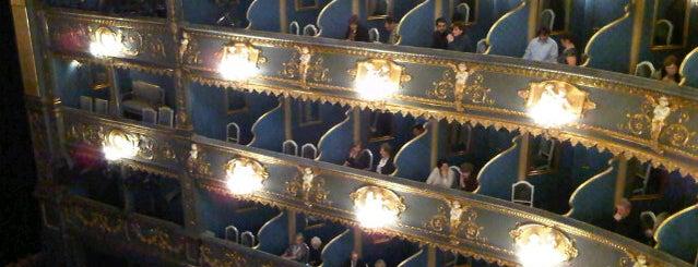 Stavovské divadlo | The Estates Theater is one of Pražské památky.