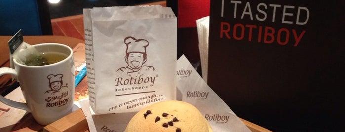 Rotiboy Arabia is one of To taste in Riyadh.