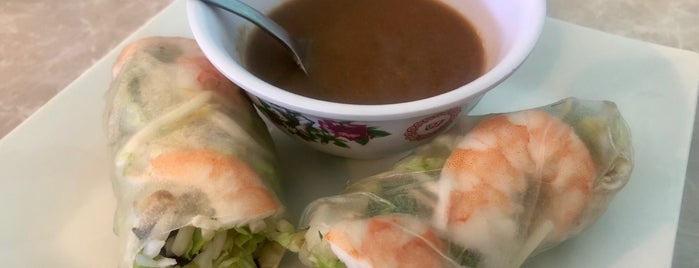 Vietnamese Restaurant is one of Marni: сохраненные места.