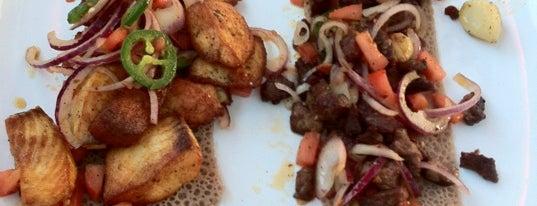 Desta Ethiopian Kitchen is one of Celebrating Black Chefs + Restaurateurs.
