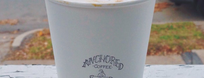 Anchored Coffee is one of Atlantic Canada.