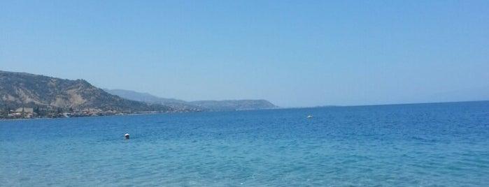 Παραλία Δερβενίου is one of Ifigenia: сохраненные места.