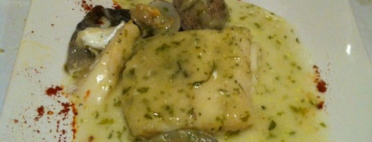 Dovela is one of tapeo.