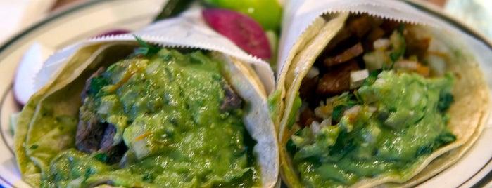 Taqueria Coatzingo is one of Tacos.