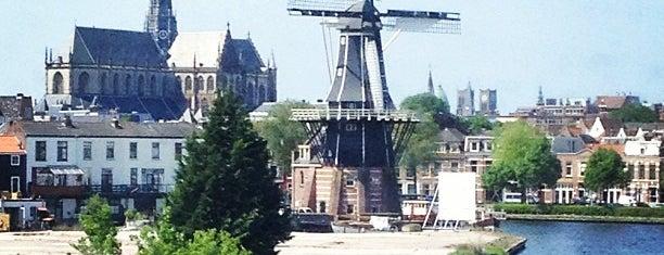 Haarlem is one of Lieux qui ont plu à Alika.