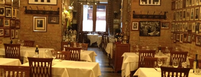 Ristorante Guido is one of Siena Eat.