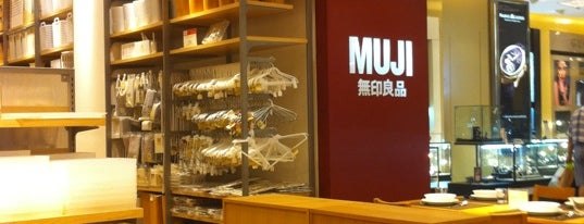 MUJI (มูจิ) 無印良品 is one of THAILAND 2019.
