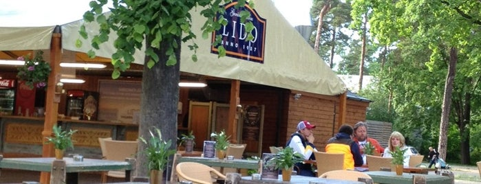 Lido is one of Riga.