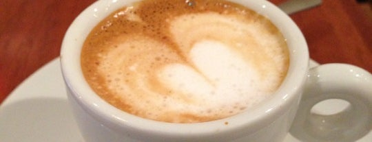 'Spro Coffee of Hampden is one of Latte Art Baltimore.