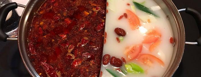 Ichiban Sichuan Cuisine is one of สถานที่ที่ Ally ถูกใจ.