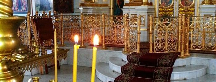 Екатерининский Собор is one of Lugares favoritos de Эммануил Виторган.