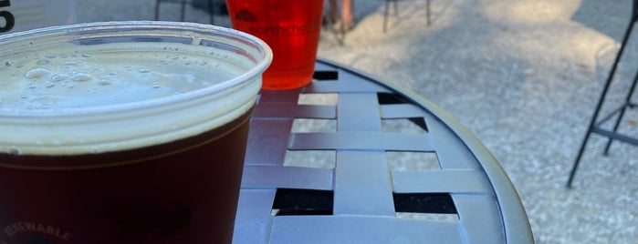 Hop Lot Brewing Company is one of Michigan with JetSetCD.