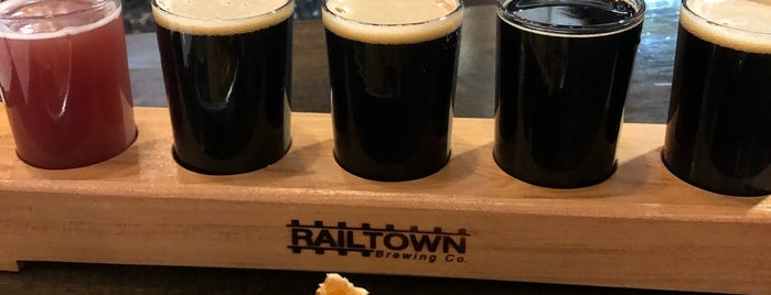 Railtown Brewing Company is one of Breweries I've visited.