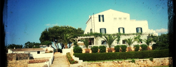 Hotel Sant Joan de Binissaida is one of Notodohoteles.comさんのお気に入りスポット.
