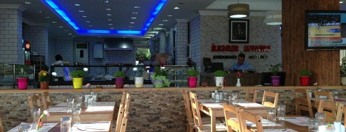 İlknur Hanım Karadeniz Mutfağı is one of Mahi: сохраненные места.