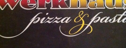 Werkhaus Pizza is one of Matt'ın Beğendiği Mekanlar.