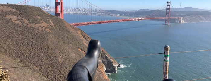 Conzelman Road Lookout is one of USA - California - Bay Area.