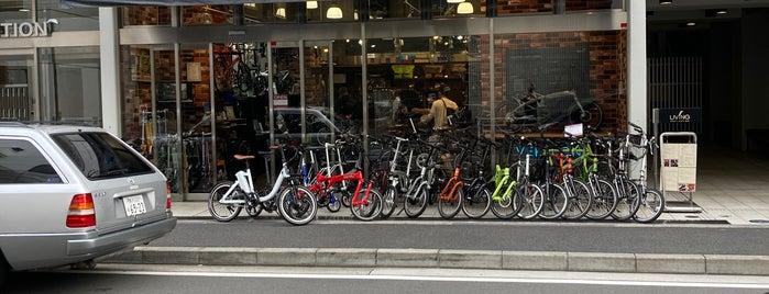Green Cycle Station Yokohama is one of Bici.