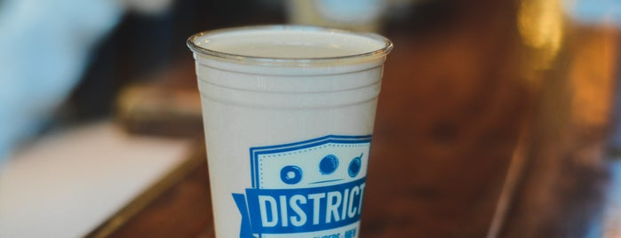 DISTRICT. Donuts. Sliders. Brew. is one of New Orleans, LA.