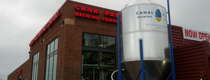 Canal Park Brewing Company is one of Brewery.