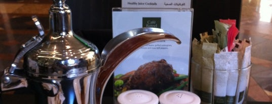 Café Bateel is one of Dubai Food.