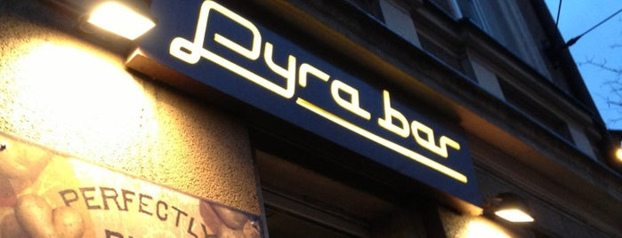Pyra Bar is one of Poznan!.