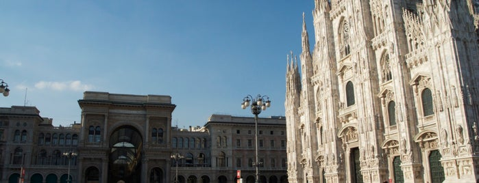 Piazza del Duomo is one of Go Ahead, Be A Tourist.