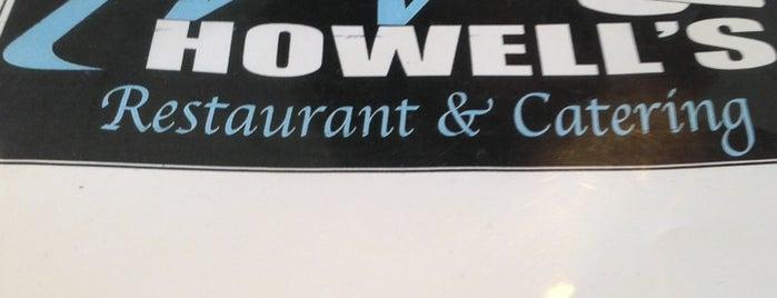 T.W. Howell's is one of สถานที่ที่ John ถูกใจ.