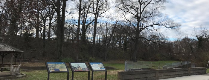 Bladensburg Dueling Grounds is one of 111 Places in Washington You Must Not Miss.
