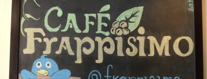 Café Frappísimo is one of Campeche.