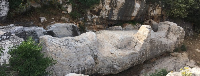 Kouros of Apollon is one of Locais curtidos por Roger.