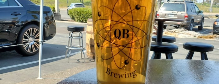 Quantum Brewing is one of SD County Breweries.
