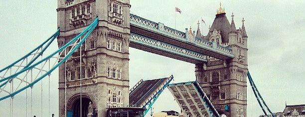 Tower Bridge is one of LNDN.